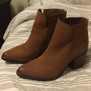 Steve Madden Pointed Toe Boots